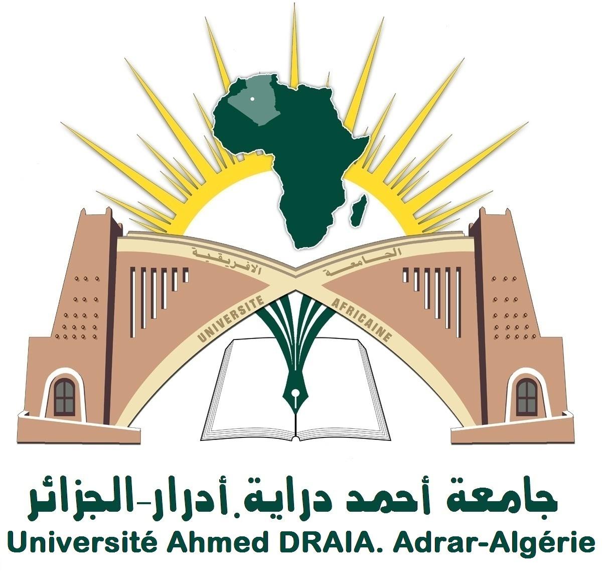 Université Draia_Adrar_Algeria