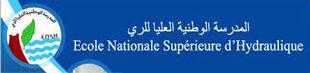 ecole-nationale-superieure-dhydraulique-logo-algeria